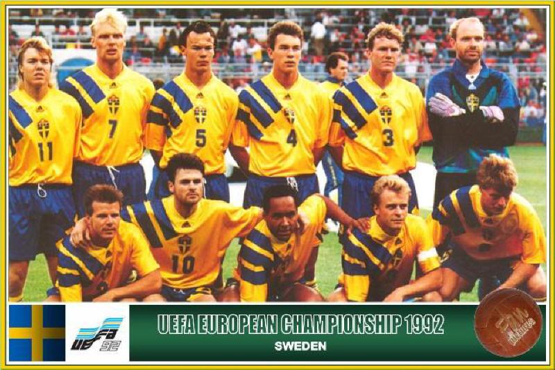 Sverige i EM 1992 Grupp A 8b6d4e15f44e2